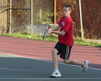 7023 Boys Tennis v Chas-Wright 101110