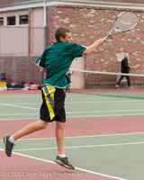 0885 Boy Tennis v CWA 100212