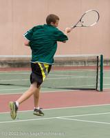 0985 Boy Tennis v CWA 100212