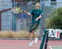 1901 Boy Tennis v CWA 100212