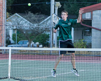 2018 Boy Tennis v CWA 100212
