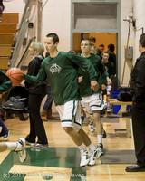 6599 Boys Varsity Basketball v Crosspoint 120112