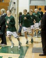 6613 Boys Varsity Basketball v Crosspoint 120112
