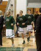6622 Boys Varsity Basketball v Crosspoint 120112