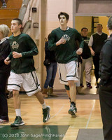 6625 Boys Varsity Basketball v Crosspoint 120112