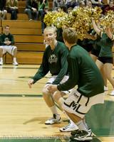 6666 Boys Varsity Basketball v Crosspoint 120112