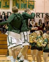 6719 Boys Varsity Basketball v Crosspoint 120112