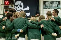 6797 Boys Varsity Basketball v Crosspoint 120112
