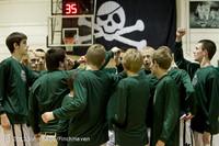 6804 Boys Varsity Basketball v Crosspoint 120112