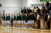 6813 Boys Varsity Basketball v Crosspoint 120112