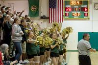 7400 Boys Varsity Basketball v Crosspoint 120112