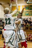 7445 Boys Varsity Basketball v Crosspoint 120112