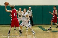 7454 Boys Varsity Basketball v Crosspoint 120112