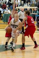 7474 Boys Varsity Basketball v Crosspoint 120112