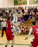 7489 Boys Varsity Basketball v Crosspoint 120112