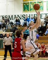 7490 Boys Varsity Basketball v Crosspoint 120112