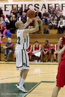 7502 Boys Varsity Basketball v Crosspoint 120112