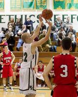 7527 Boys Varsity Basketball v Crosspoint 120112
