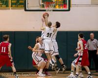 7567 Boys Varsity Basketball v Crosspoint 120112