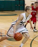 7582 Boys Varsity Basketball v Crosspoint 120112