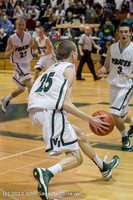7586 Boys Varsity Basketball v Crosspoint 120112