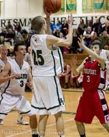 7589 Boys Varsity Basketball v Crosspoint 120112