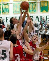 7600 Boys Varsity Basketball v Crosspoint 120112