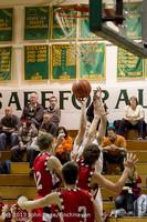 7613 Boys Varsity Basketball v Crosspoint 120112