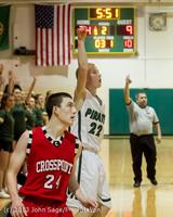 7637 Boys Varsity Basketball v Crosspoint 120112