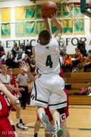 7680 Boys Varsity Basketball v Crosspoint 120112
