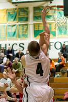 7681 Boys Varsity Basketball v Crosspoint 120112