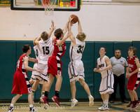 7724 Boys Varsity Basketball v Crosspoint 120112