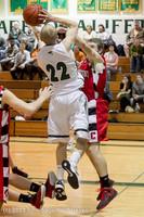 7752 Boys Varsity Basketball v Crosspoint 120112