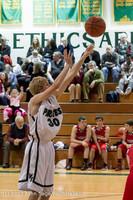 7868 Boys Varsity Basketball v Crosspoint 120112