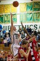 7891 Boys Varsity Basketball v Crosspoint 120112