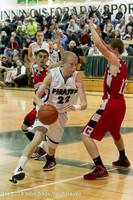 7899 Boys Varsity Basketball v Crosspoint 120112