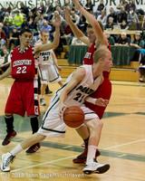7901 Boys Varsity Basketball v Crosspoint 120112