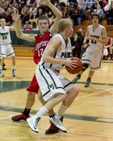 7903 Boys Varsity Basketball v Crosspoint 120112