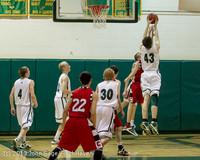 7937 Boys Varsity Basketball v Crosspoint 120112