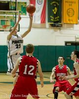 7955 Boys Varsity Basketball v Crosspoint 120112