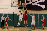 7994 Boys Varsity Basketball v Crosspoint 120112