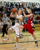 8015 Boys Varsity Basketball v Crosspoint 120112