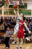 8017 Boys Varsity Basketball v Crosspoint 120112
