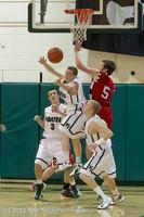 8042 Boys Varsity Basketball v Crosspoint 120112