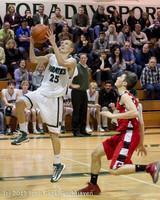 8050 Boys Varsity Basketball v Crosspoint 120112