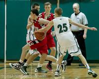 8077 Boys Varsity Basketball v Crosspoint 120112