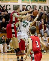 8094 Boys Varsity Basketball v Crosspoint 120112