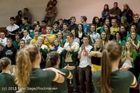 8521 Boys Varsity Basketball v Crosspoint 120112
