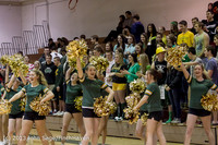 8999 Boys Varsity Basketball v Crosspoint 120112