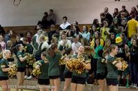 9011 Boys Varsity Basketball v Crosspoint 120112